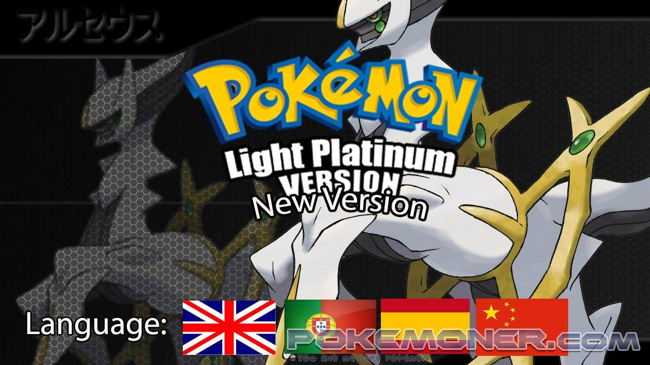 pokemon light platinum free download for android apk