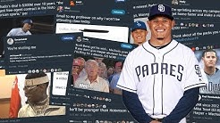 Twitter Reacts to Manny Machado Signing with the San Diego Padres