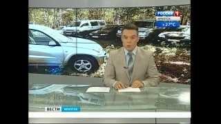 """Автомобиль, угнанный в Оренбурге 12 лет назад, нашли в Иркутске, """"Вести-Иркутск"""""""