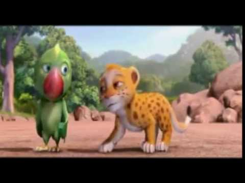 Top Animated Movies 2015 - The Family Fled The Jaguar