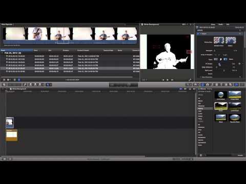 Final Cut Pro X #1: Infinite White Background Tutorial