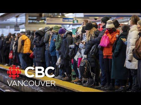 A Week Of Snow Spells Transit Woes In Vancouver