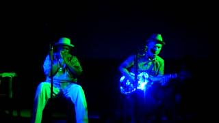 Sitting on top of the world - Dom Turner and Phil Wiggins - Blues for a Cure