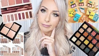 NEW MAKEUP RELEASES MARCH 2018! BUY OR BYE? KKW beauty, kylie cometics , violet voss, tarte