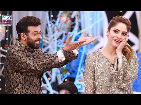 """Maria Wasti,Syed Jibran,Neelum Muneer,Aadi & Faizan Playing """"Naam,Cheez,Jagha"""""""