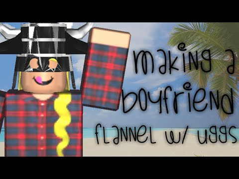 69ae0550 ROBLOX- Making a boyfriend flannel and UGGS - YouTube