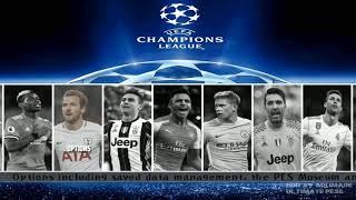 Pes6 Menu Champions League 2019