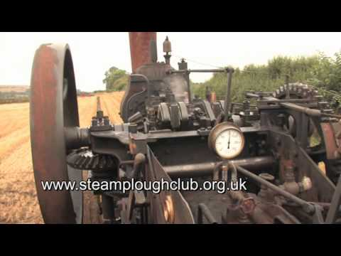 'Steam at the Furrow' the Steam Plough Club Great Challenge
