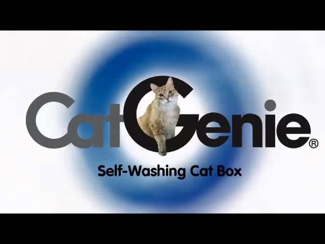 CatGenie commercial -- VO by Fred Meseck