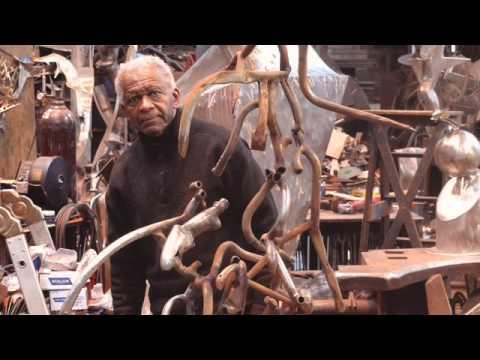 Art Works Podcast: Sculptor Richard Hunt