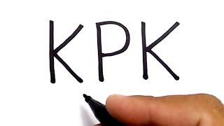 Video mengubah huruf KPK jadi gambar yg keren dan mengejutkan download MP3, 3GP, MP4, WEBM, AVI, FLV November 2018