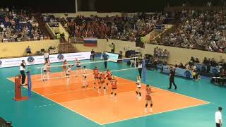 RUSSIA x GERMANY Friendly Match | Governor's Cup 2019 | 4 SET