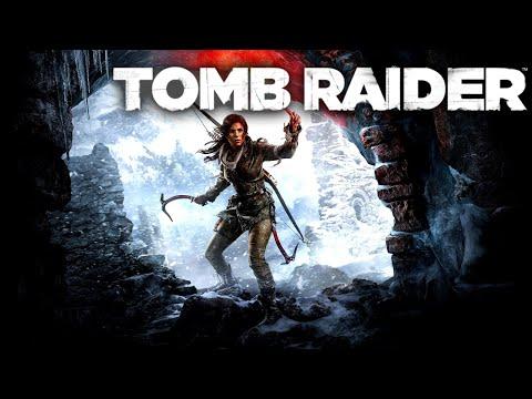 TOMB RAIDER Прохождение   #1   Крушение   Лара Крофт   Жуткие пещеры   Бухта разбитых кораблей  