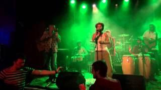 Que bueno baila usted - Unplugged Veyras 2012 - Buena Fiesta Fatal Club