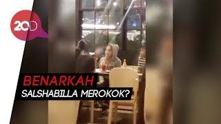 Heboh Video Salshabilla Merokok!!
