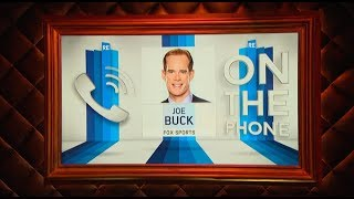 "Joe Buck of DIRECTV's ""Undeniable with Joe Buck"" Joins The Rich Eisen Show  