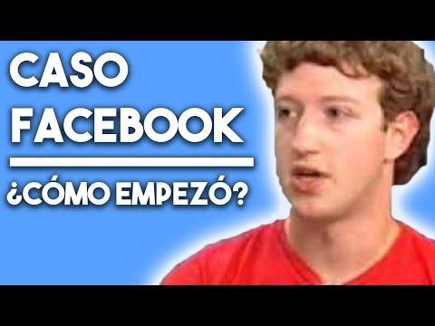 ¿Conoces Realmente los Inicios de Facebook? | Caso Facebook