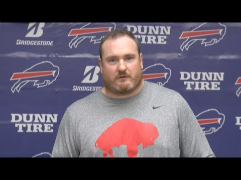 Kyle Williams Speaks After Announcing His Retirement (FULL)