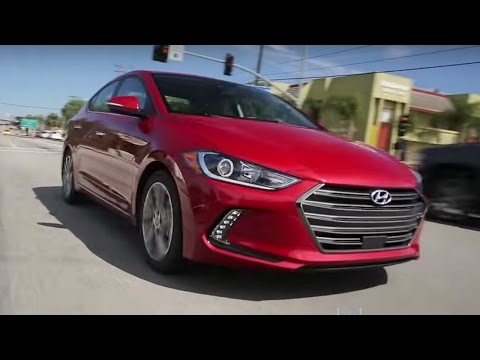 2017 Hyundai Elantra – Review and Road Test