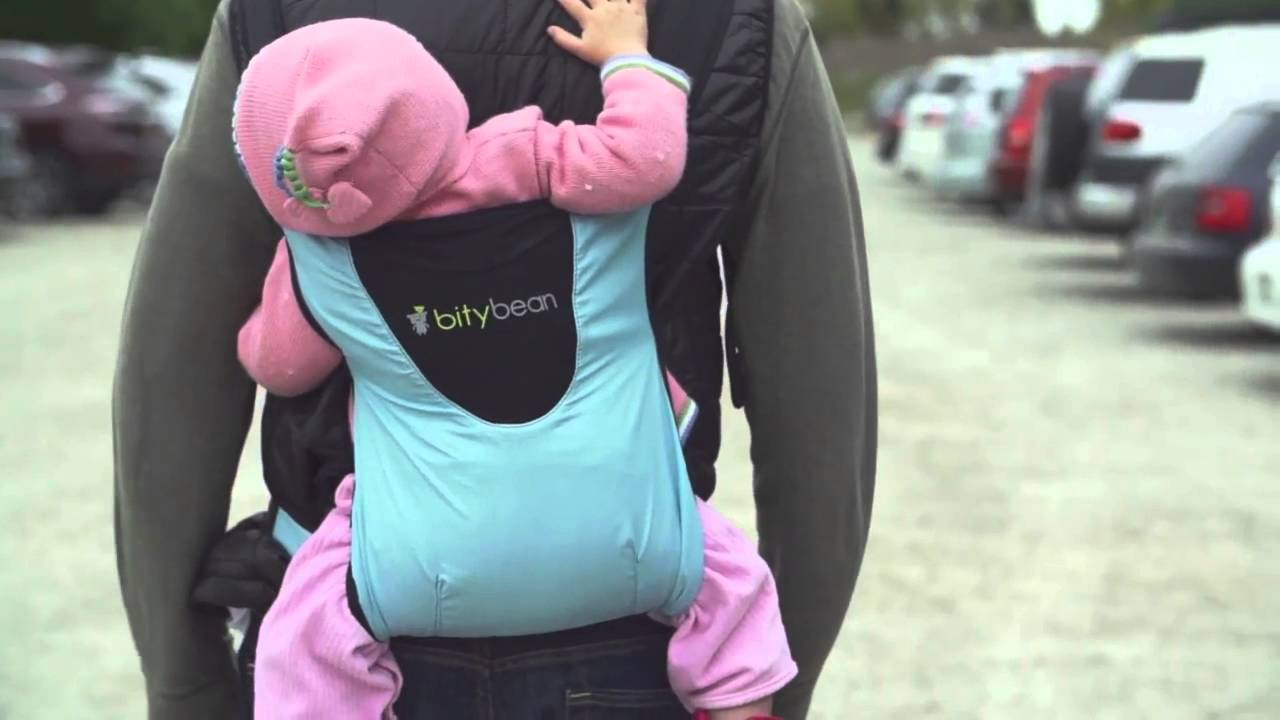 Bitybean Ultracompact Baby Carrier