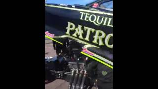 Team Kalitta Testing in the Lanes @Phoenix