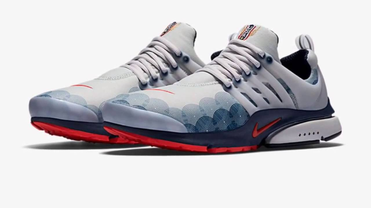 NIKE AIR PRESTO (OLYMPIC EDITION) / PEACE X9