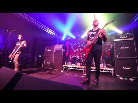 The Casualties - live at Rebellion, Blackpool UK on 6 August 2017