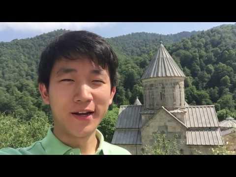 Armenia Travel Guide   Dilijan in English