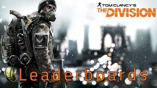 The Division Leaderboards
