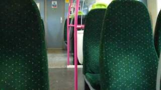 Class 357 c2c 357223 Train Ride, Limehouse - Fenchurch Street