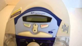 Cpap s7 lightweight Machine for Sleep Apnea Treatment 1