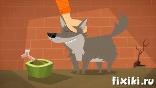 Фиксики - История вещей - Собаки | Образовательные мультики для детей