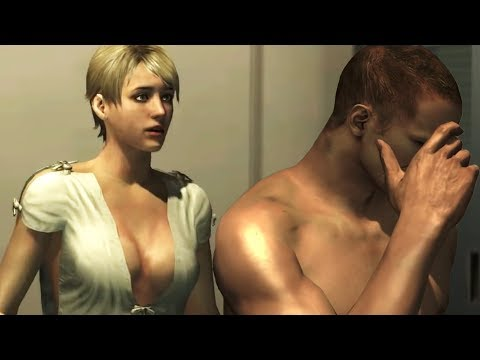The Love Story of Sherry and Jake After Racoon City - Resident Evil