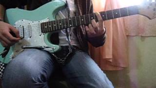 Green Day - Wow! That's Loud Guitar Cover