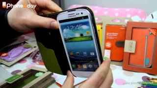 galaxy s3 case mobc-leafbook 갤…