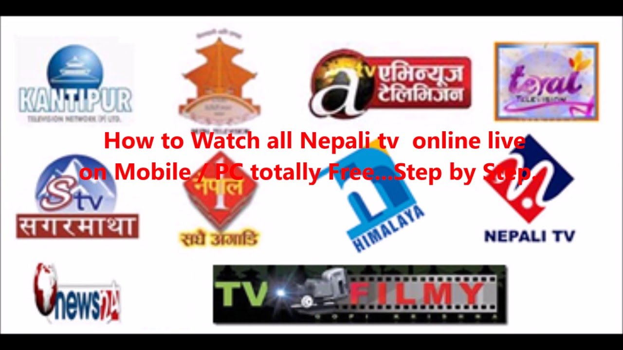 How To Watch All Nepali Tv Online Live Free - Youtube-4027