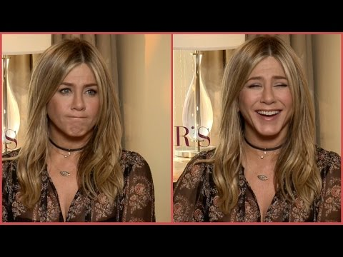 JENNIFER ANISTON on why she IS NOT on social media and how she feels about being labeled