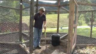 8. Build A Permaculture Vegetable Enclosure Designed By Chris Francis. Part 8 Of 8