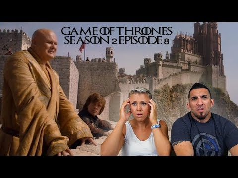 Game Of Thrones Season 2 Episode 8 'The Prince Of Winterfell' REACTION!!