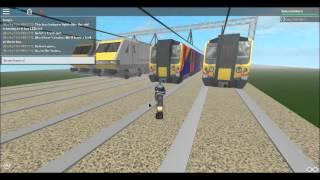Tallington Level Crossing ROBLOX (By JamieTass.)