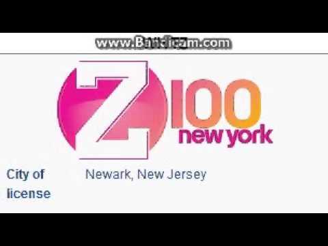 WHTZ 100.3 Z100 Newark, NJ TOTH ID at 5:00 p.m. 7/18/2014