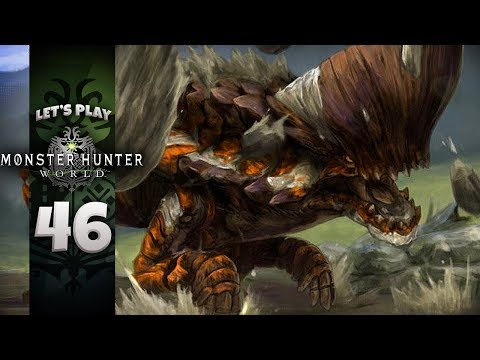 A CROWN OF MUD AND ANGER | Monster Hunter: World (Let's Play Part 46)