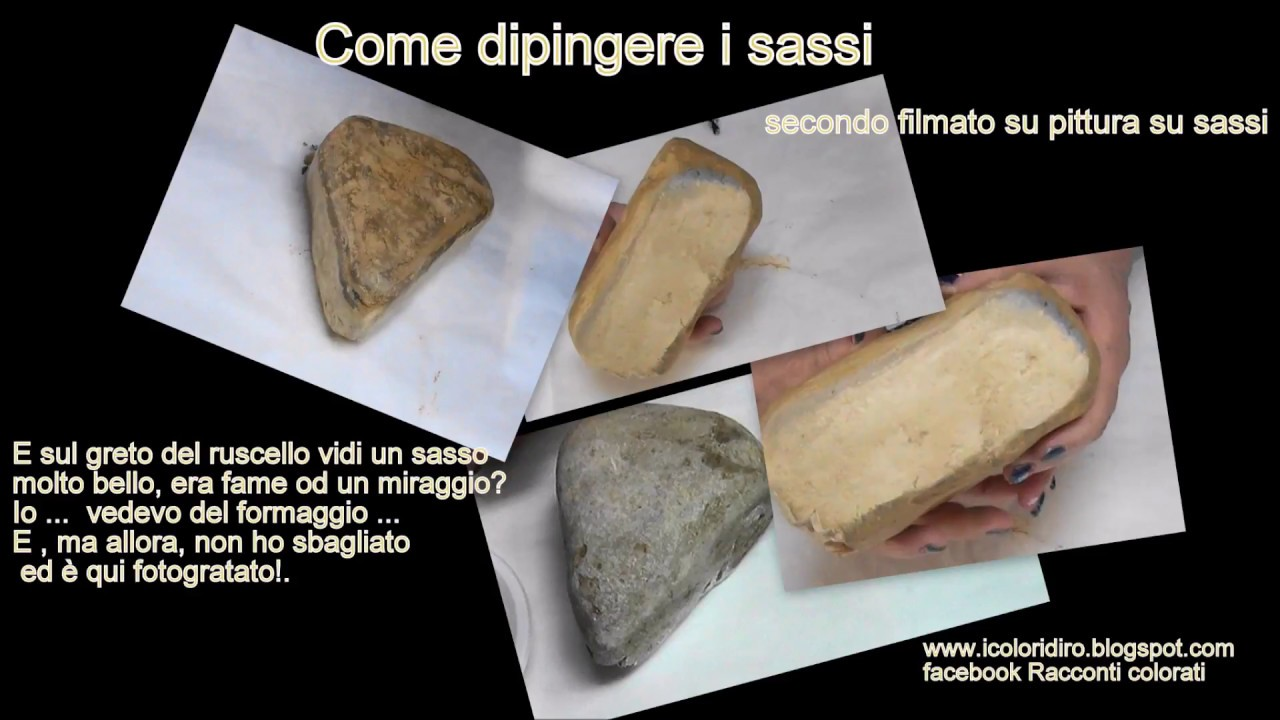 Come Fare Per Dipingere Un Sasso Tutorial Facile E Divertente How