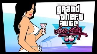 Grand Theft Auto Vice City Anniversary Trailer