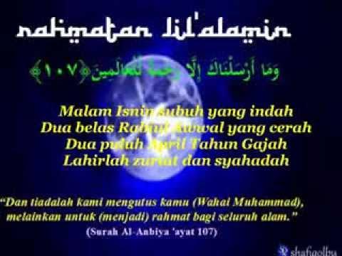 Nasyid Junjungan Mulia Al Mizan