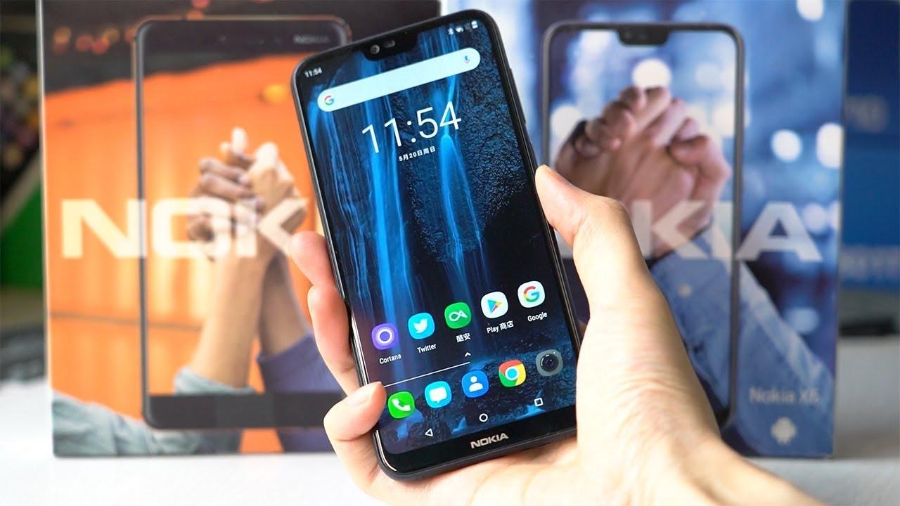 X6 100% Original Nokia X6 original phone unlocked quad band FM ... | 720x1280
