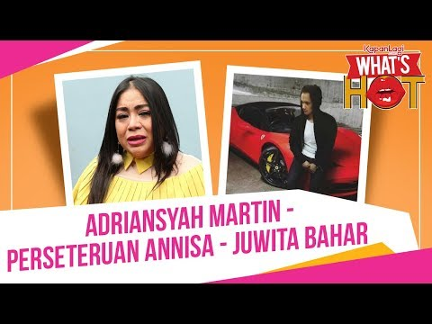 Kasus Adriansyah Martin - Annisa Bahar versus Juwita