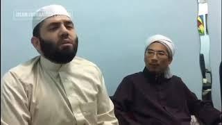 Subhanallah...!!! Nada Asli Adzan Bilal Bin Rabbah...