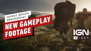 vuclip Ghost Recon Breakpoint Gameplay: Taking Down a Wolf Camp - IGN First
