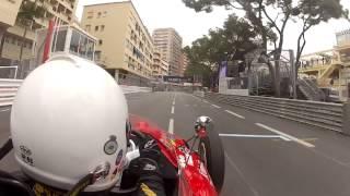 Monaco Historique 2014 - Cooper Maserati